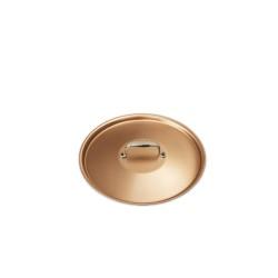 Couvercle de casseroles en cuivre Falk Signature1055s1810 ø 28 cm