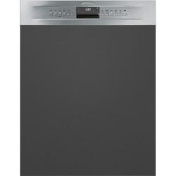 Lave-vaisselle avec bandeau Smeg PL254CX Maestro
