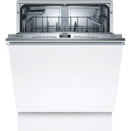 Lave-vaisselle full intégré Bosch Serie4 Exclusiv SMV4HAX40E 60cm