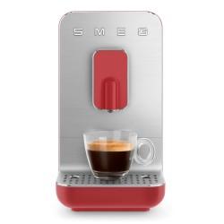 Machine à café automatique Smeg Bean to cup BCC01RDMEU Rouge mat