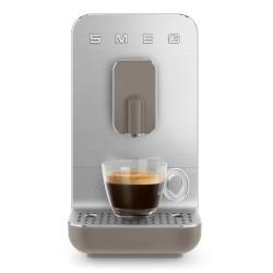 Machine à café automatique Smeg Bean to cup BCC01TPMEU Taupe Mat