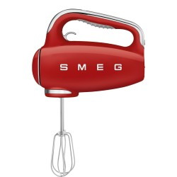 Mixeur Batteur Smeg Années'50 HMF01RDEU Rouge