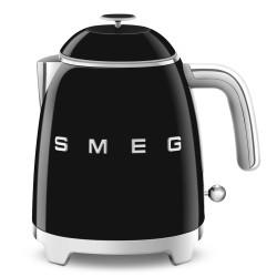 Mini Bouilloire Smeg Années'50 KLF05BLEU Noir