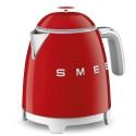 Mini Bouilloire Smeg Années'50 KLF05RDEU Rouge
