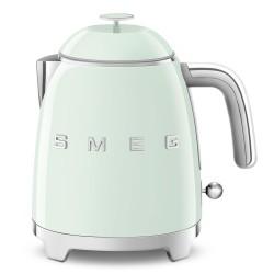 Mini Bouilloire Smeg Années'50 KLF05PGEU Vert d'eau