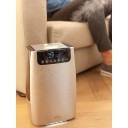 Humidificateur SOLIS Ultrasonic Pure 969.90 Purificateur d'air