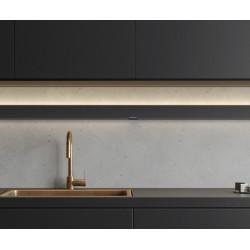 Eclairage Wall Jansen - De Bont 6611-2330 - 1499 mm - 30 W Noir