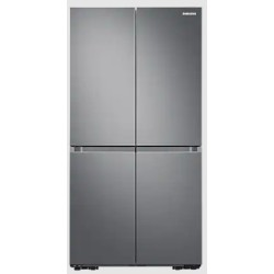 Réfrigérateur américain 4 portes Samsung RF65A967ES9 Inox Mat