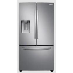 Réfrigérateur américain Samsung RF23R62E3S9 Inox Mat