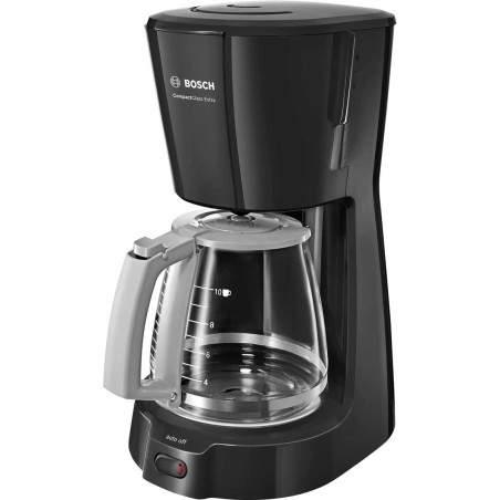 Cafetière percolateur Bosch TKA3A033 CompactClass Extra Noir