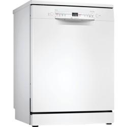 Lave-vaisselle Bosch pose libre SGS2ITW43E Serie 2 Blanc 60cm