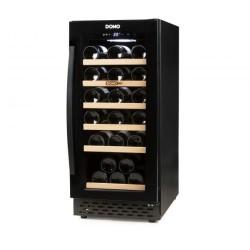 Cave à vin de service Domo DO91606W Noir 32 bouteilles