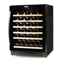 Cave à vin de service Domo DO91608W 51 bouteilles Noir