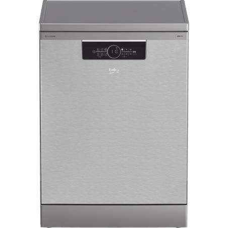 Lave-vaisselle autonome Beko BDFN36530XC inox 60 cm
