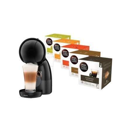Machine à café Krups Dolce Gusto Piccolo Xs YY4506FD Noir