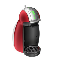 Dolce Gusto Krups Genio 2 Automatic KP1605 (YY2361FD) Rouge métal