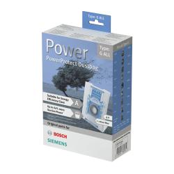 Sac à poussières pour aspirateur Bosch - Siemens VZ41FGALL