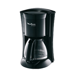 Cafetière percolateur Moulinex Principio Black FG260811