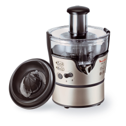 Presse-Fruits Moulinex Elea Duo Silver JU385H10