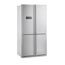 Réfrigérateur Américain Inox No-Frost Beko GNE114632X