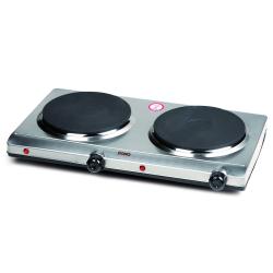 Plaque de cuisson inox Domo DO311KP