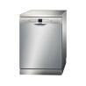 Lave-vaisselle Bosch pose libre SMS53L18EU A++ silver inox