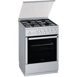 Cuisinière Mixte Gaz et électrique Gorenje K67221AX Inox
