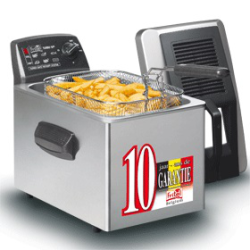 Friteuse SF4571 Turbo 5L Fritel