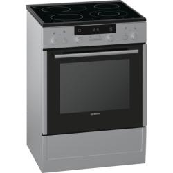 Cuisinière électrique vitrocéramique Siemens HA744520 inox