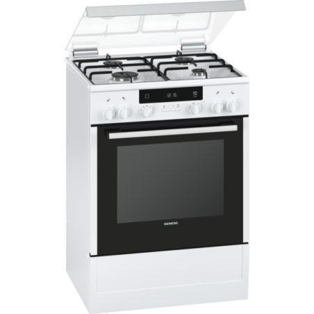 Cuisinière Mixte Siemens HX745220E Blanc