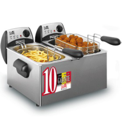 Friteuse double à zone froide Fritel FR1355 Duo