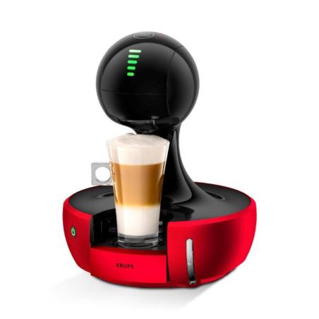 Machine à café Krups Dolce Gusto Drop KP350510 Noir/rouge
