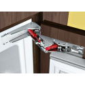 Réfrigérateur intégré Siemens KI81RAD30 A++ 177.5cm charnières