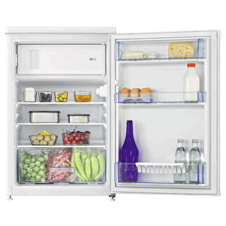 Réfrigérateur de table Beko avec freezer A++ TSE1283