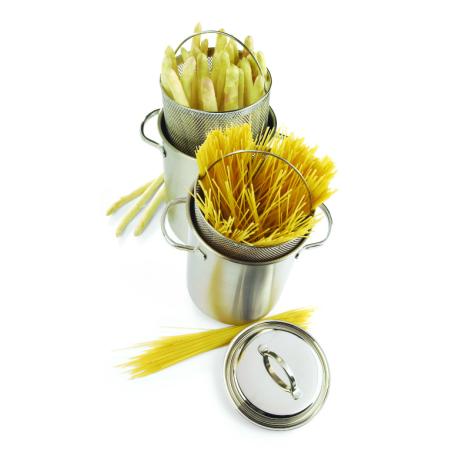 Cuiseur asperges et pâtes Demeyere Resto 8016