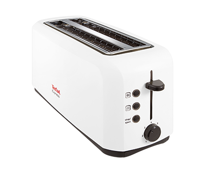 Grille Pain Tefal Express White 2ls Tl2701