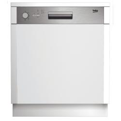 Lave-vaisselle intégrable DSN04210X A+ avec bandeau inox