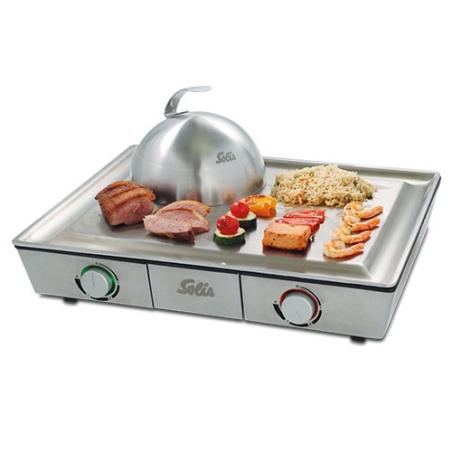 Grill de table Teppanyaki Solis 979.28 Type795 Premium class