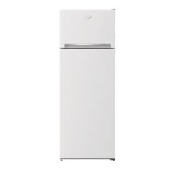 Réfrigérateur combiné Beko RDSA240K20W A+ Blanc 145.8 cm