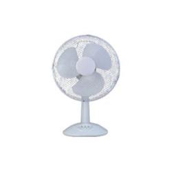 Ventilateur sur table ELX24170 blanc