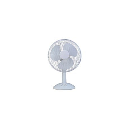Ventilateur sur table ELX24170 blanc