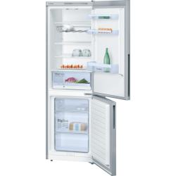 Réfrigérateur combiné Bosch KGV36VL32 A++ InoxLook LowFrost 186cm
