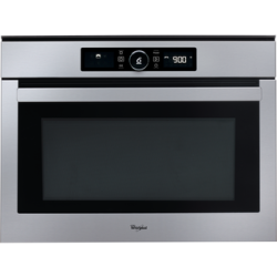 Four à micro-ondes Whirlpool AMW506/IX combi perfect chef + crisp