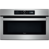 Four à micro-ondes Whirlpool AMW730/IX space chef crisp - grill
