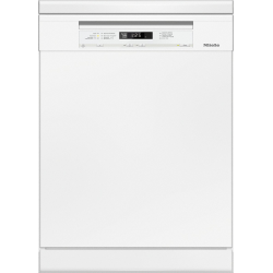 Lave-vaisselle autonome Miele G6630SC A+++ Tiroir 3D 43dB Blanc