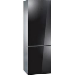 Réfrigérateur Combiné Siemens No frost en verre KG36NSB40