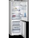 Réfrigérateur Combiné Siemens portes en verre KG36NSB40