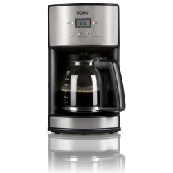 Percolateur Domo  avec minuteur DO473K 1.8L