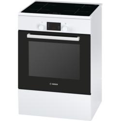 Cuisinière à Induction Bosch HCA748120 Blanc