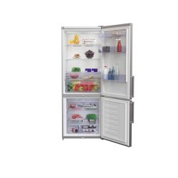 Réfrigérateur Combiné Beko RCNE520E41ZX full No Frost Inox